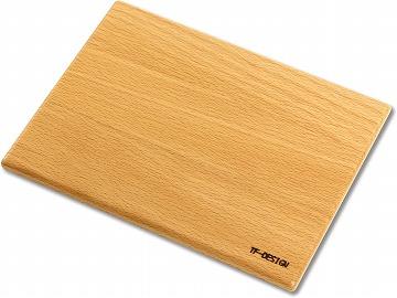 木製のマウスパッド:TF-DESIGN