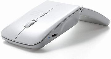 サンワダイレクト Bluetoothマウス 薄型 : 400-MA120W