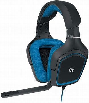 Logicool G430