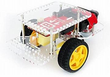 GoPiGo3 ロボット ベースキット ラズパイ