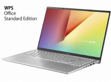 ASUS VivoBook 15 WPS Office Standard Edition:X512DA-BQ1136T/A