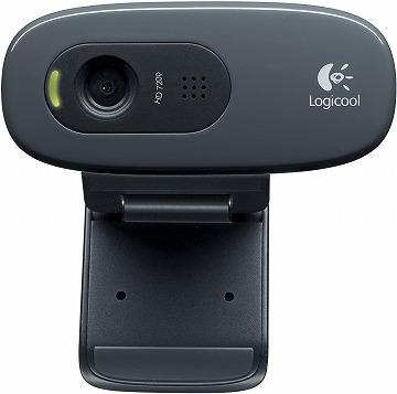 ロジクール Webカメラ マイク内蔵 C270