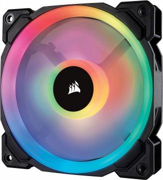 Corsair LL120 RGB Single Pack PCケースファン