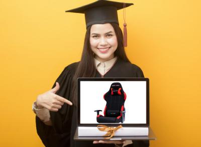 ゲーミングチェアと勉強椅子の違い