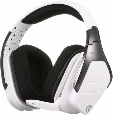 ロジクール Logicool G933rWH ホワイト 白いゲーミングヘッドセット