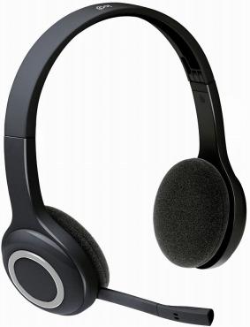 ロジクール Logicool H600r ワイヤレスヘッドセット