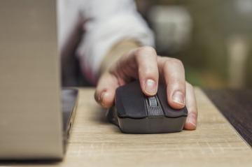 パソコン環境を整える