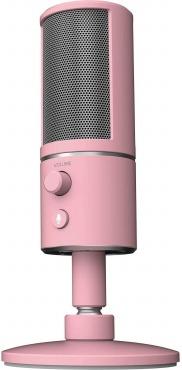 Razer Seiren X Quartz Pink 配信マイク ピンク