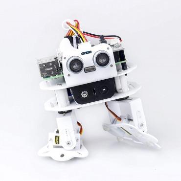 ロボット 2足歩行 ラズパイ用:SunFounder PiSloth