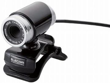 エレコム Webカメラ UCAM-DLA200HBK