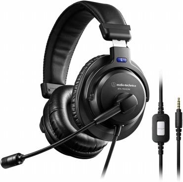 オーディオテクニカ audio-technica テレワーク用ヘッドセット ATH-770XCOM