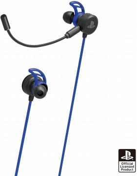 ホリ ゲーミングヘッドセット インイヤー for PlayStation4