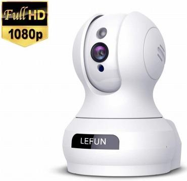 Lefun ネットワークカメラ1080P 200万画素