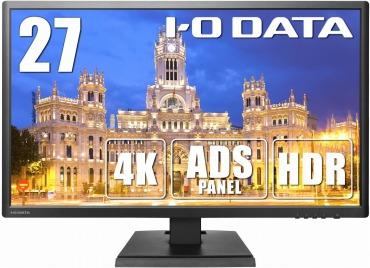 I-O DATA 4K モニター 27インチ EX-LD4K271DB