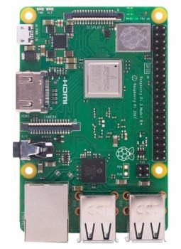 RS Components Raspberry Pi 3 B+ マザーボード