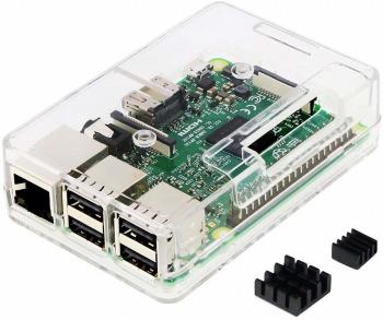 Raspberry Pi3 Model B ボード&ケースセット
