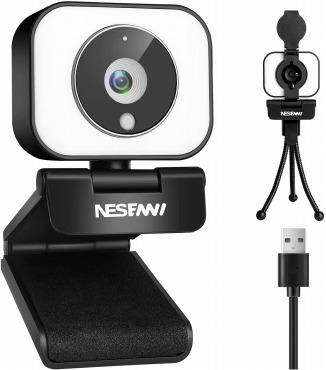 WEBカメラ 200万画素 LEDライト付き