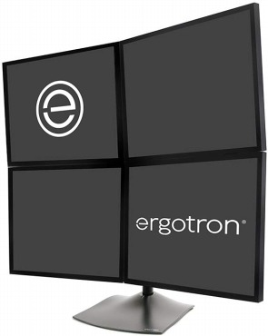 エルゴトロン DS100 モニタースタンド 4画面用 33-324-200