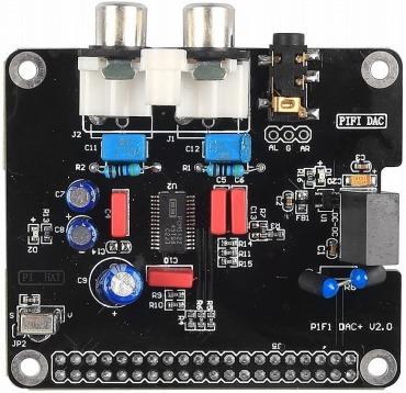 サインスマート HIFI DAC サウンドカード モジュール I2Sインターフェース
