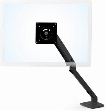 エルゴトロン MXV デスクモニターアーム マットブラック 45-486-224