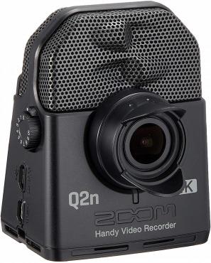 ZOOM フルHD 4K画質 Q2n-4K