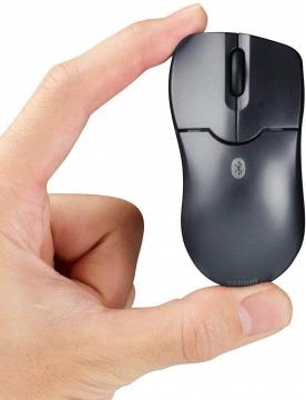 400-MA129BK 小型マウス サンワダイレクト iPad OS13対応