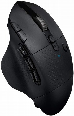 Logicool G ゲーミングマウス 無線 G604