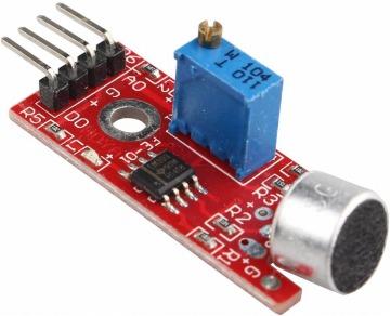 音センサー Arduino Raspberry Pi AVR PIC