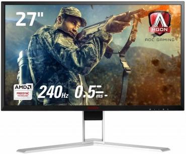 AOC ゲーミング モニター AG271FZ2/11 (27インチ/240Hz)