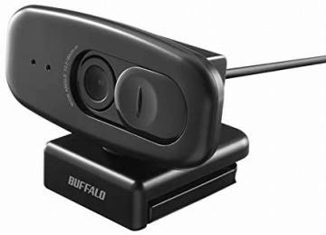 広角Webカメラ Mac対応 バッファロー BSW500MBK