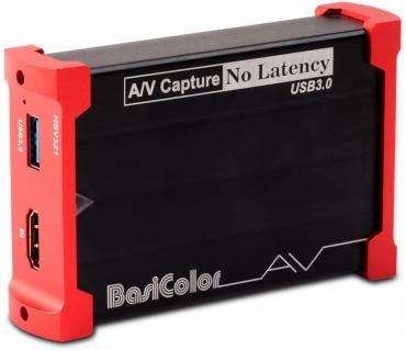 Switch対応 キャプチャーボード : Basicolor321