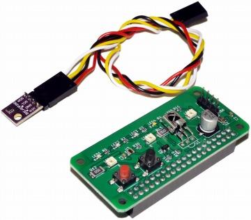 明るさセンサーや赤外線が使える RPZ-IR-Sensor