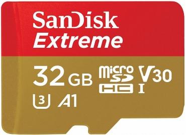 SanDisk(サンディスク) Extreme microSDHCカード