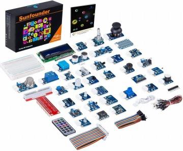 SunFounder Raspberry Pi センサーキット