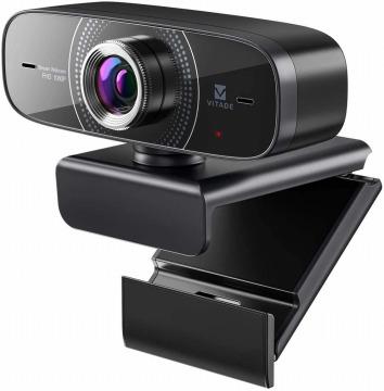 Mac OS 10.6以降対応Webカメラ Vitade 826M