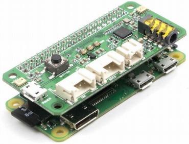 WM8960ベースReSpeaker Mics HAT Raspberry Piオーディオサウンドカード拡張ボード