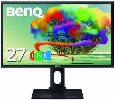 BenQ デザイナーズ モニター ディスプレイ PD2700Q