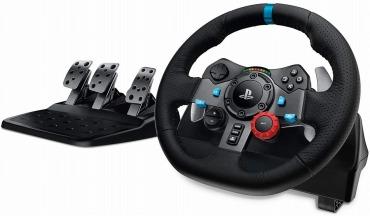 Logicool G ステアリングコントローラー G29 PS4/PS3/PC ハンドル ドライビングフォース LPRC-15000d
