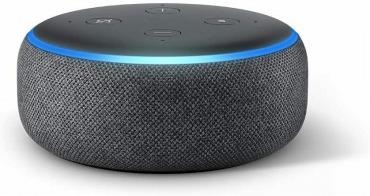 Echo Dot (エコードット)第3世代 - スマートスピーカー