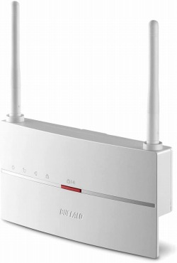 BUFFALO バッファロー WiFi 無線LAN 中継機 WEX-1166DHP