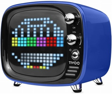 Divoom Tivoo Blue Bluetoothスピーカー 青