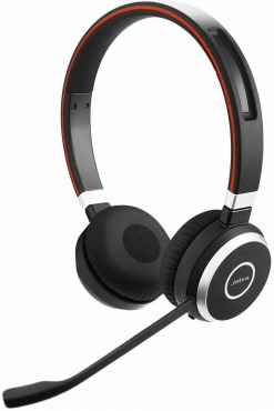 Jabra 法人向け EVOLVE 65 MS Stereo Bluetooth エンタープライズヘッドホン(ステレオ 業務用)