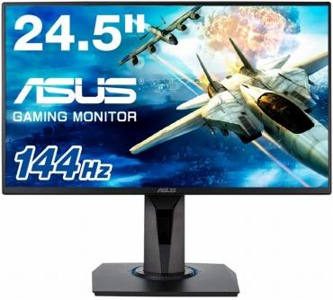 ASUS ゲーミングモニター24.5インチ VG258Q(1ms/144HZ)