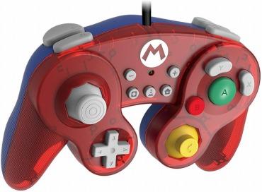 ホリ クラシックコントローラー for Nintendo Switch マリオ
