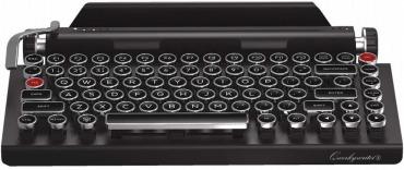 Qwerkywriter レトロタイプライター風 Bluetoothキーボード Qwerkywriter S