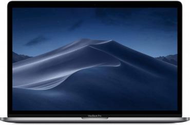 Apple MacBook Pro (15インチ, 一世代前のモデル, 16GB RAM, 256GBストレージ, 2.2GHz Intel Core i7プロセッサ) - スペースグレイ
