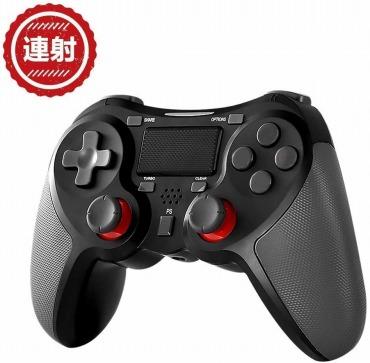 Blitzl コントローラー 連射 PS4 Pro/Slim PC対応