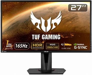 ASUS TUF Gaming ゲーミングモニター VG27AQ 27インチ
