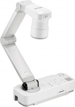 エプソン プロジェクター 書画カメラ ELPDC21 (光学12倍ズーム/フルHD対応/最大撮像サイズA3)