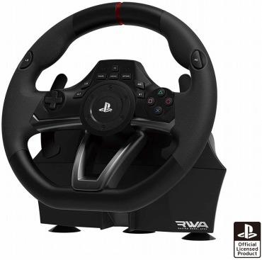 ホリ 【PS4 PS3 PC対応】Racing Wheel Apex for PS4 PS3 PC